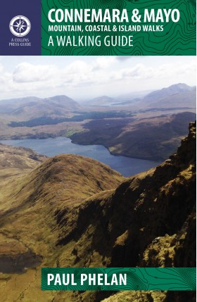 Connemara and Mayo a Walking Guide by Paul Phelan