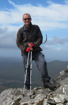 Paul Phelan of Walk Connemara