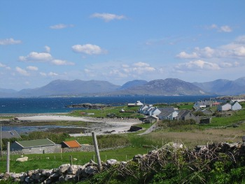 Inishbofin East End Village