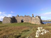 Cromwellian fort on Inishbofin