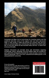 Connemara and Mayo - a Walking Guide: back cover