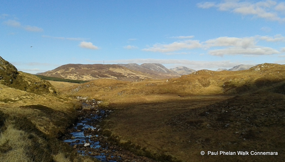 Clifden Glen Hike with Walk Connemara